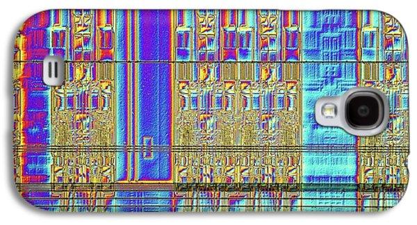 Computer Memory Chip Galaxy S4 Case