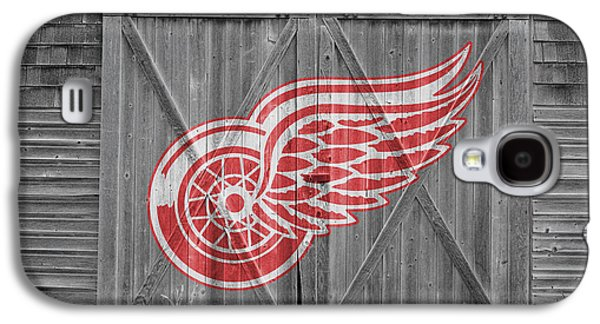 Detroit Red Wings Galaxy S4 Case