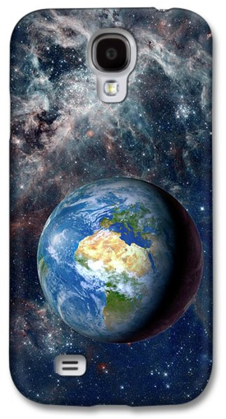 Earth From Space Galaxy S4 Case