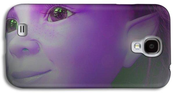 Elves-child Galaxy S4 Case