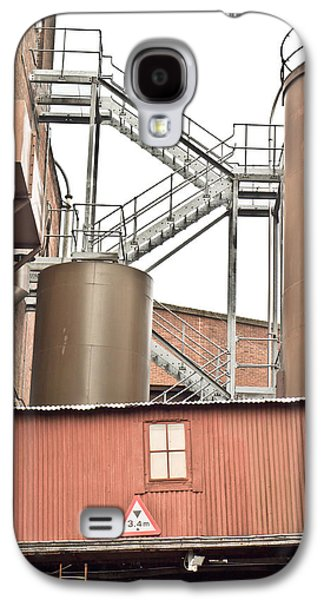 Factory Galaxy S4 Case by Tom Gowanlock