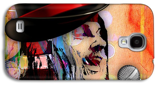 Leon Russell Collection Galaxy S4 Case by Marvin Blaine