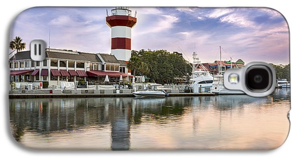 Lighthouse On Hilton Head Island Galaxy S4 Case