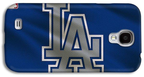 Los Angeles Dodgers Uniform Galaxy S4 Case