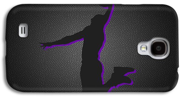 Los Angeles Lakers Galaxy S4 Case by Joe Hamilton