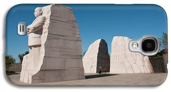 Martin Luther King Jr Memorial Galaxy S4 Case
