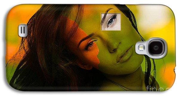 Megan Fox Galaxy S4 Case