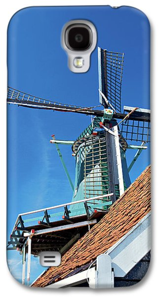 Netherlands, North Holland, Zaanstad Galaxy S4 Case by Miva Stock