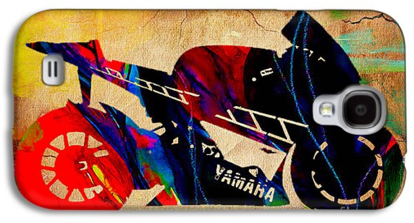 Ninja Bike Galaxy S4 Case by Marvin Blaine