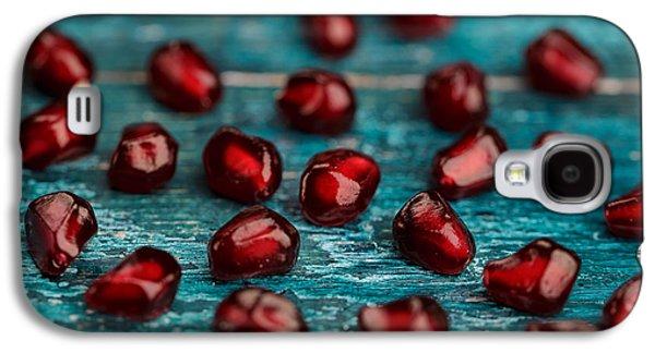 Pomegranate Galaxy S4 Case by Nailia Schwarz