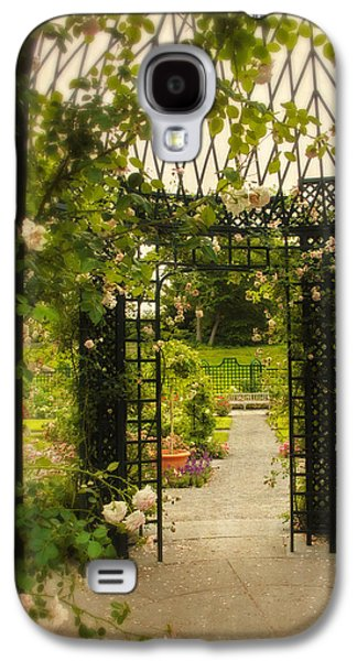 Rose Arbor Galaxy S4 Case by Jessica Jenney