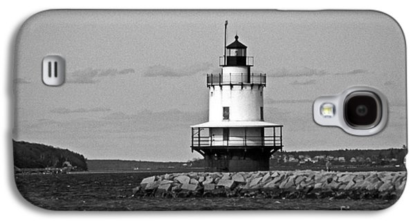 Spring Point Ledge Lighthouse Galaxy S4 Case by Skip Willits