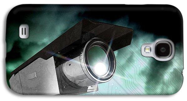 Surveillance, Conceptual Image Galaxy S4 Case