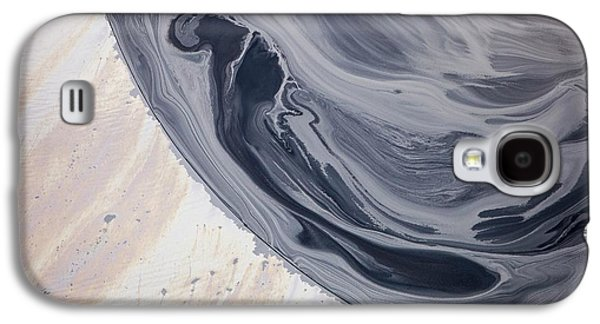Tailings Pond At The Syncrude Mine Galaxy S4 Case