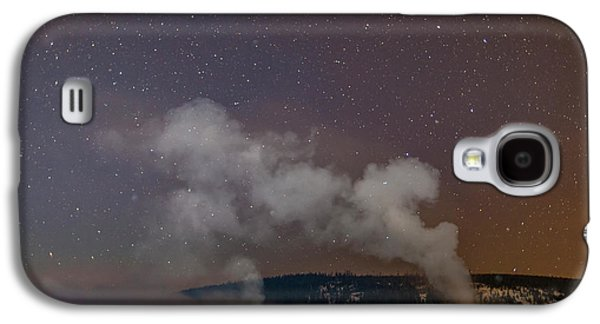 Usa, Wyoming, Yellowstone National Park Galaxy S4 Case by Jaynes Gallery