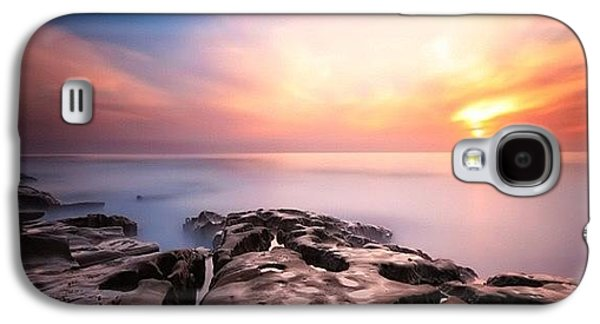 Instagram Photo Galaxy S4 Case by Larry Marshall