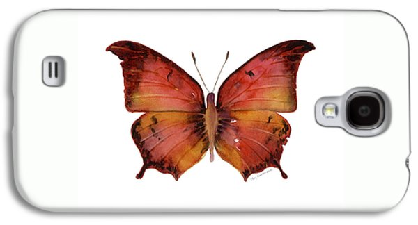 58 Andria Butterfly Galaxy S4 Case by Amy Kirkpatrick