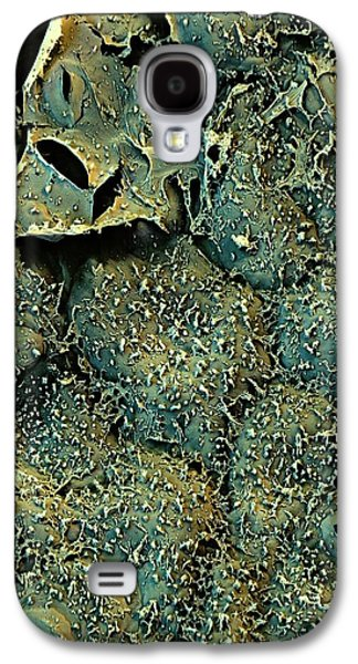 Broccoli Galaxy S4 Case - Broccoli by Stefan Diller