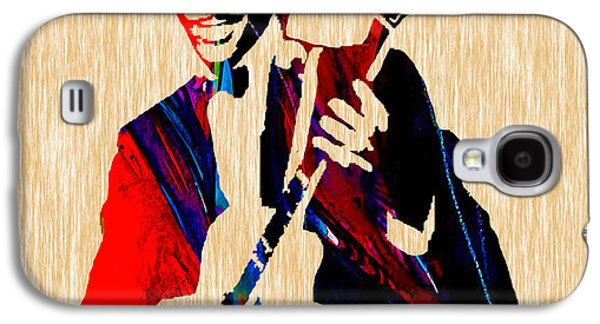 Chuck Berry Collection Galaxy S4 Case by Marvin Blaine