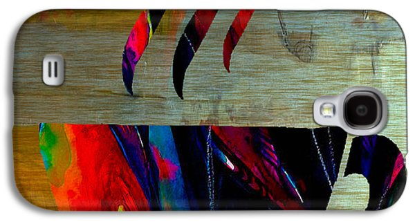 Coffee Galaxy S4 Case by Marvin Blaine