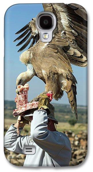 Griffon Galaxy S4 Case - Griffon Vulture Conservation by Nicolas Reusens