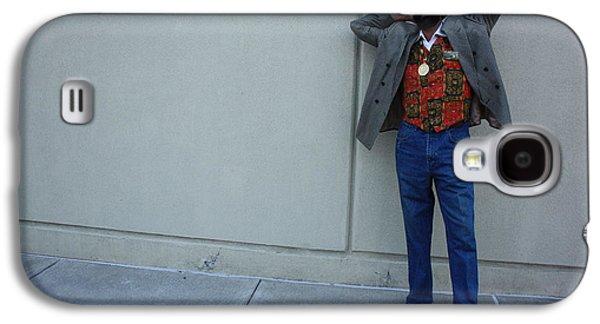 Robert Smith Music Galaxy S4 Case - Gumbae Culture by TSB Art Gallery Dennis Thompson Jr Curator Photographer