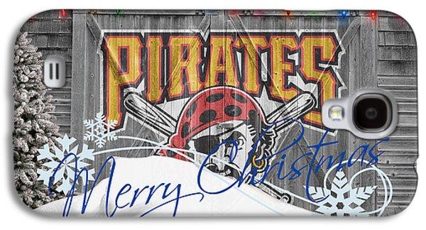 Pittsburgh Pirates Galaxy S4 Case