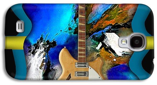 Rickenbacker Guitar Collection Galaxy S4 Case