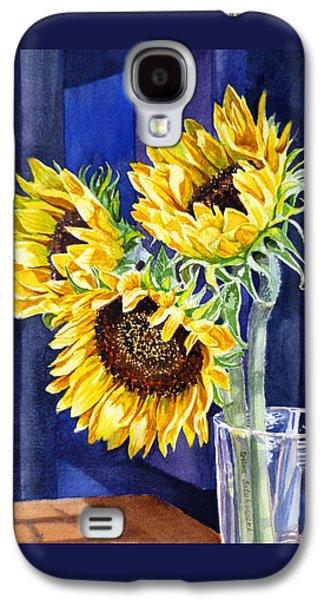 Sunflowers Galaxy S4 Case