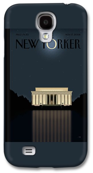New Yorker November 17th, 2008 Galaxy S4 Case