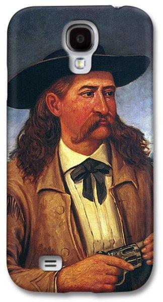 Wild Bill Hickok (1837-1876) Galaxy S4 Case