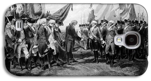 Yorktown: Surrender, 1781 Galaxy S4 Case by Granger
