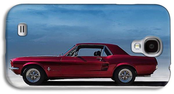 67 Mustang Galaxy S4 Case by Douglas Pittman