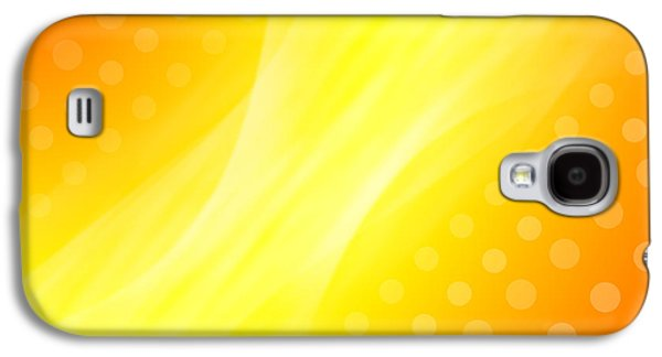 Abstract  Galaxy S4 Case by Les Cunliffe