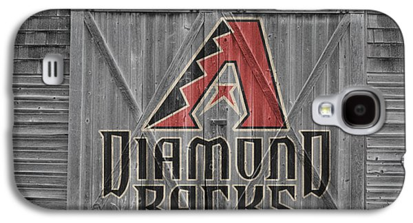 Arizona Diamondbacks Galaxy S4 Case by Joe Hamilton