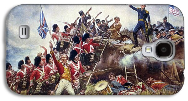Battle Of New Orleans, 1815 Galaxy S4 Case by Granger