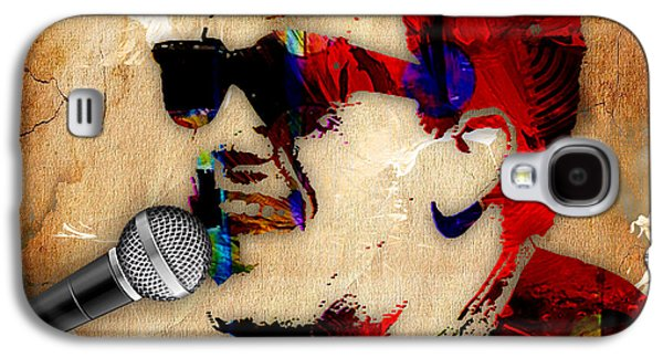 Billy Joel Collection Galaxy S4 Case by Marvin Blaine