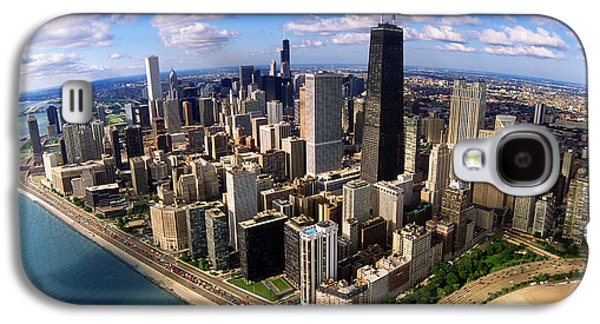 Chicago Il Galaxy S4 Case by Panoramic Images