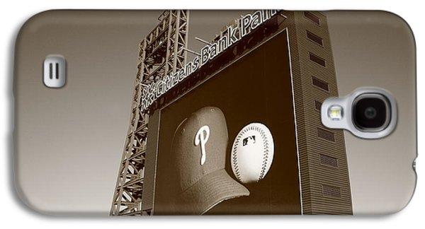 Citizens Bank Park - Philadelphia Phillies Galaxy S4 Case by Frank Romeo