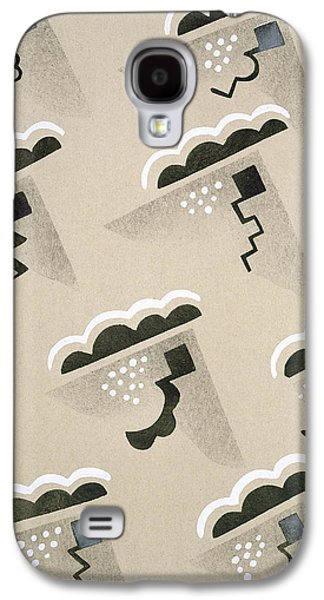 Design From Nouvelles Compositions Decoratives Galaxy S4 Case by Serge Gladky