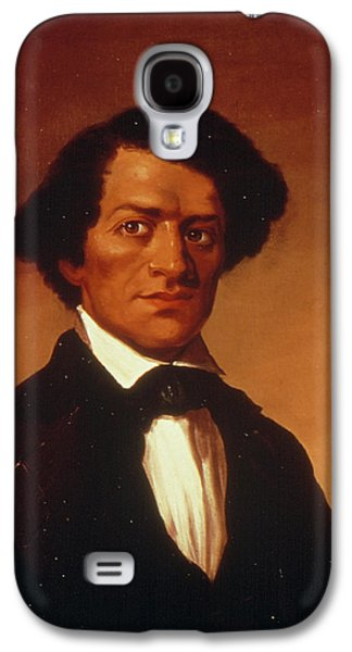 Frederick Douglass (c1817-1895) Galaxy S4 Case by Granger