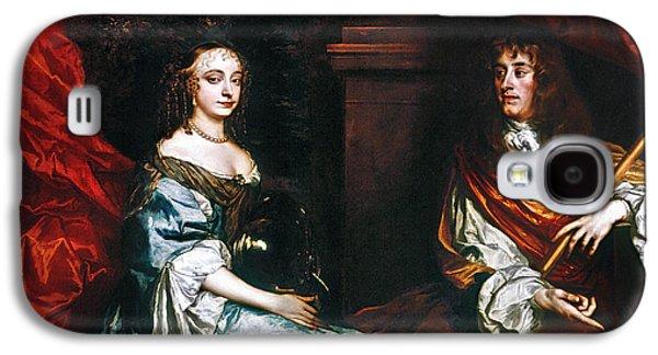 James II (1633-1701) Galaxy S4 Case by Granger