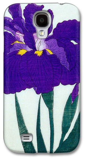 Japanese Flower  Galaxy S4 Case by Japanese School