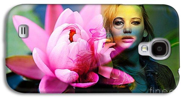 Jennifer Lawrence Galaxy S4 Case