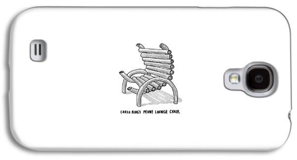 New Yorker November 30th, 1992 Galaxy S4 Case