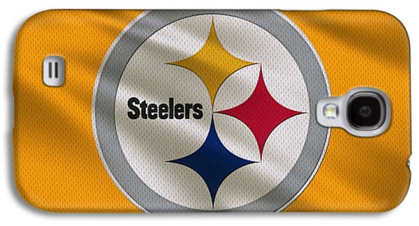 Pittsburgh Steelers Uniform Galaxy S4 Case