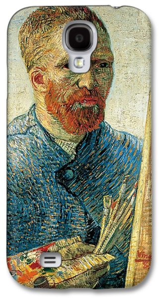 Self Portrait Galaxy S4 Case by Vincent van Gogh
