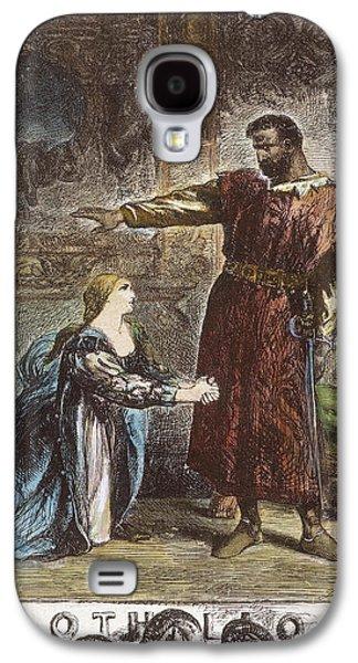 Shakespeare Othello Galaxy S4 Case