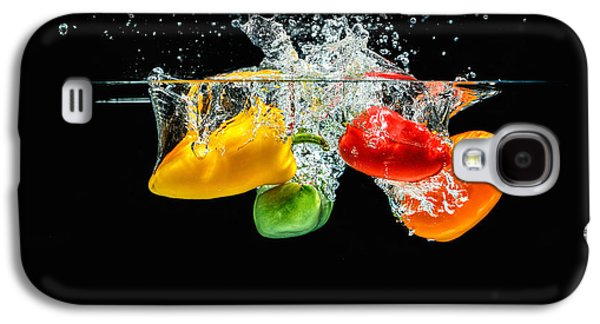 Splashing Paprika Galaxy S4 Case