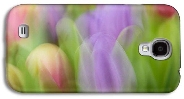 Tulips Galaxy S4 Case by Silke Magino